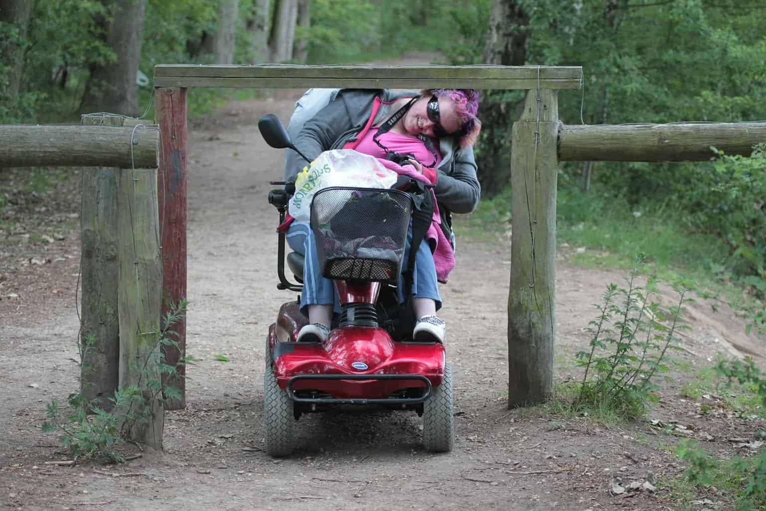 Non tutte le disabilità sono visibili