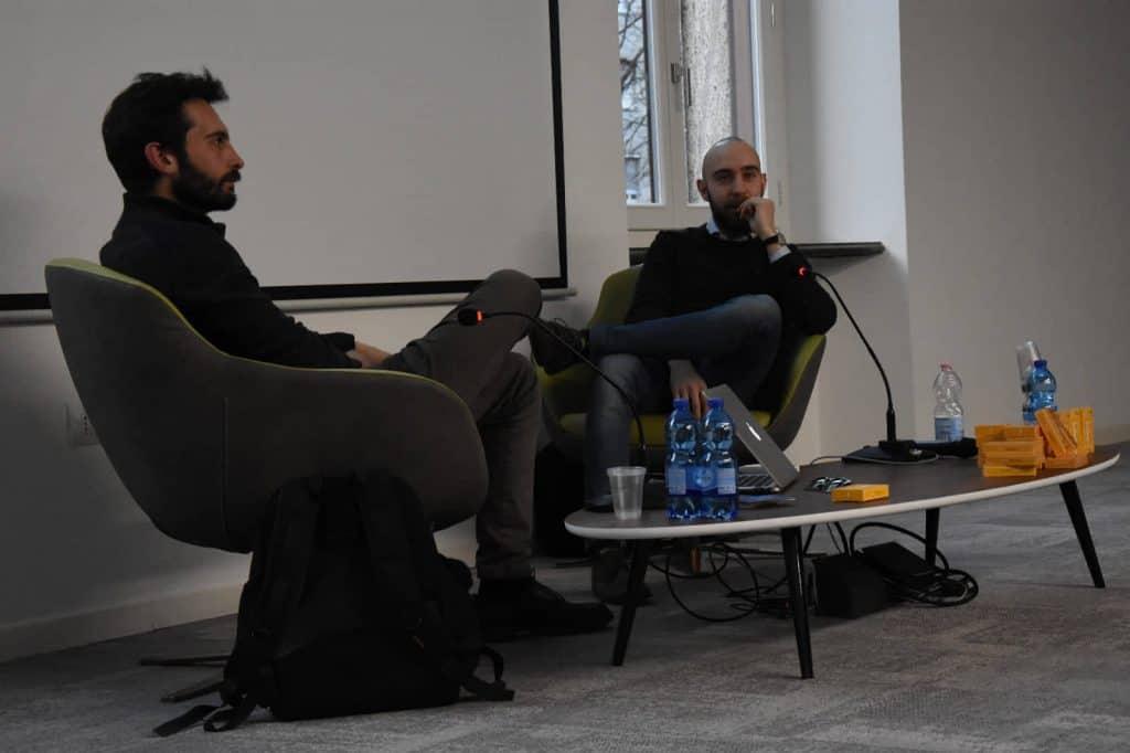Andrea Binasco e Matteo Pascale